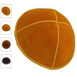 Kipa-Suede-Orange-Picture