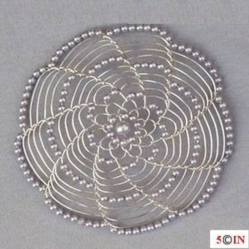 Women Round-DONEGrey-Silver-Picture