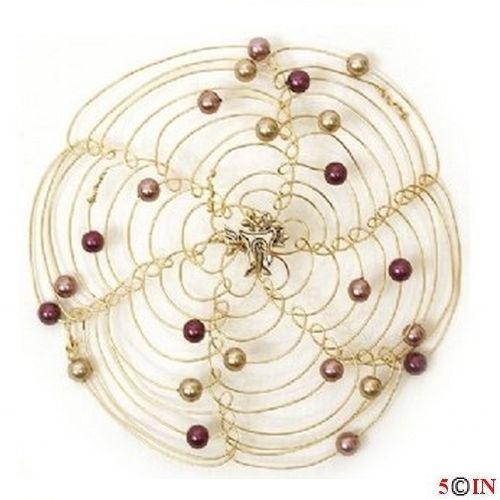 Women Round-DONE-White Pearl-Picture