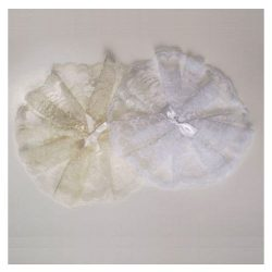 Women's Dilies Headcovering-Ivory-Picture
