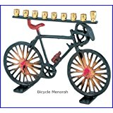 bicycle-menorah