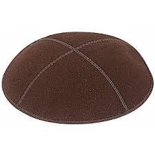 brown suede