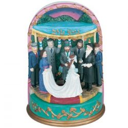 Fiddler-on-the-Roof-Collection-Mazel-Tov-Wedding-Dome-B007NZ11LW