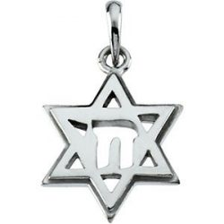 Judaica-Jewelry-14K-White-Gold-Star-of-David-with-Chai-Charm-Pendant-B00K2NX1LK
