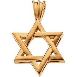 Judaica-Jewelry-14K-Yellow-Gold-Star-of-David-Charm-Pendant-B00K2OBTK4