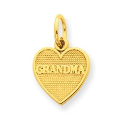 Mothers-Day-14K-Grandma-Heart-Charm-B00K00J02Y