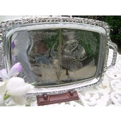 Nickel-Plated-Cordial-Party-Home-Decor-Kitchen-Serving-Tray-for-Tea-Coffee-Hors-Doeuvre-B00FFRBGR4