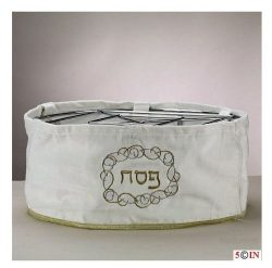 Passover-3-Tier-Metal-Stand-for-Seder-Plate-with-Curtain-B00IO35H8K