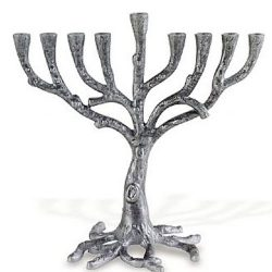 Pewter-Art-Deco-Tree-Menorah-B009MOBDH4
