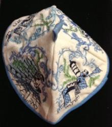 Rayon-Kippot-kippah-kipa-kipah-yarmulke-yarmulka-head-covering-Old-Jerusalem-Design-Western-Wall-Rachels-Tomb-King-Davids-Tower-B00BW6EAJ8