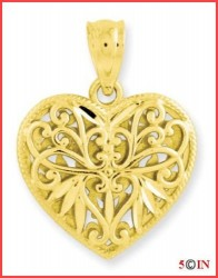 Valentines-Day-14-K-Gold-Two-tone-Reversible-Heart-Charm-B00AXAWCDU